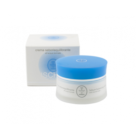 SEBUM BALANCING CREAM - ELEGANT GLASS JAR OF 50ML