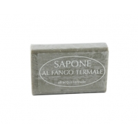 SAPONE AL FANGO TERMALE - CONFEZIONE DA 100GRTHERMAL MUD SOAP - CONFECTION OF 100GR